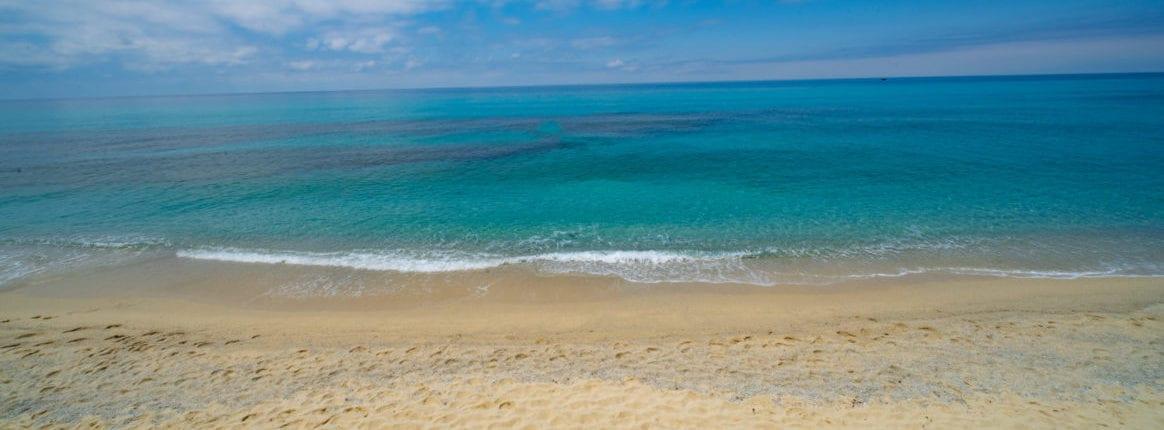Baya del Tonno - Traumhafter Strand in Kalabrien